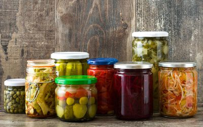 Why we should all have fermented foods in our diet