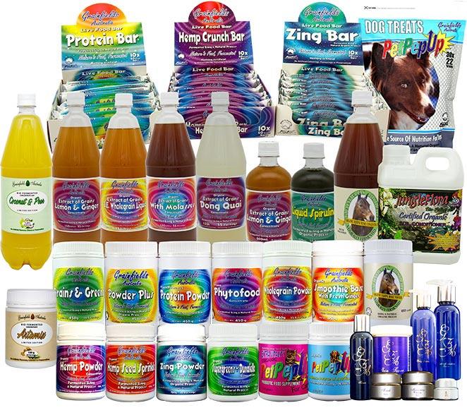 Probiotic Powders and Liquids